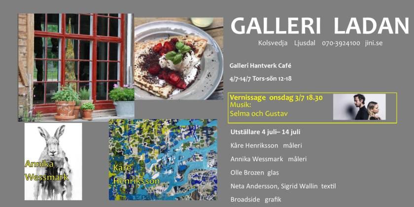 Galleri Ladan 2019